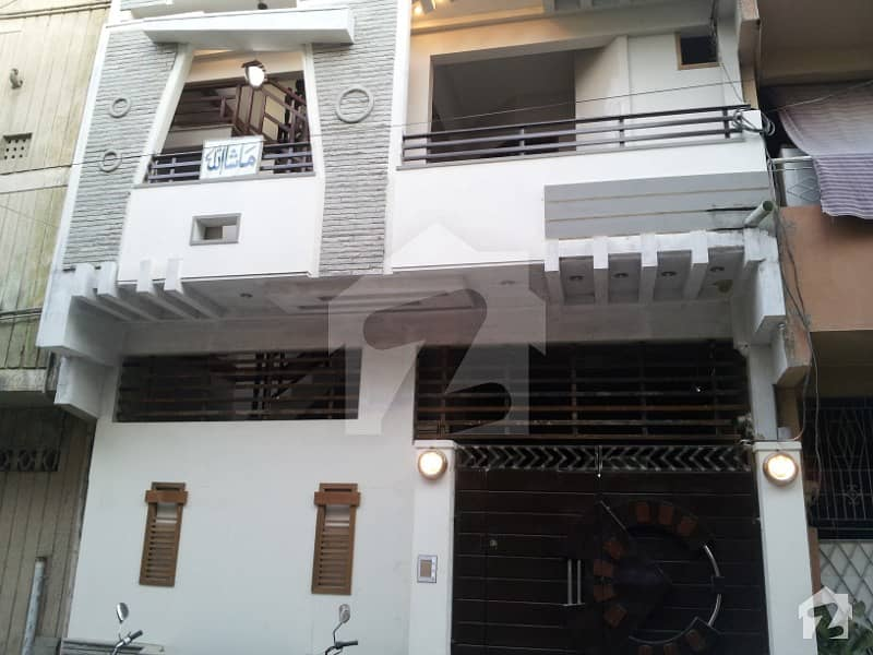 150 Sq Yards House Available Designed By Professional Architect  Engineer