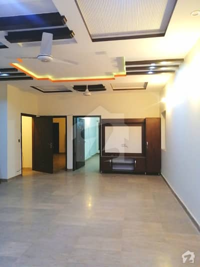 10 Marla Brand New Type Lower Portion For Rent In Punjab Society Phase 1 At Very Ideal Location Very Close To Main Road