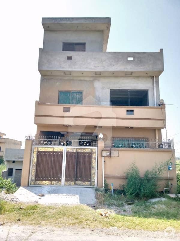 آئی ۔ 14/2 آئی ۔ 14 اسلام آباد میں 6 کمروں کا 6 مرلہ مکان 1.3 کروڑ میں برائے فروخت۔