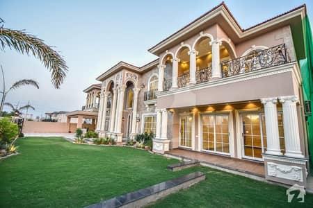 Two Kanal Brand New Spanish Villa Master Piece