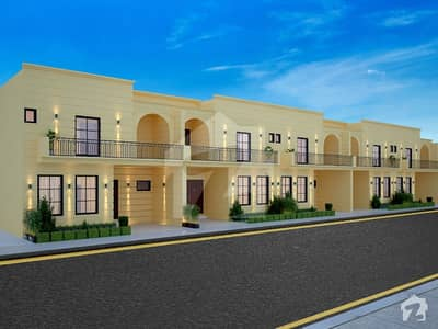 5 Marla Double Storey Homes On Installments In Bahria Orchard Phase 4