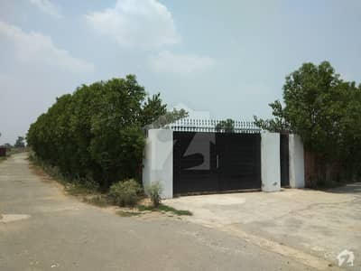 4.4 Kanal Corner Two Side Open Farm House Available For Sale