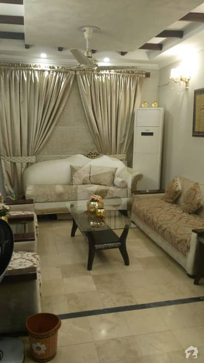 Beautiful 5 Marla Double Storey Super Class Solid Fully Marbled Tiled House For Sale