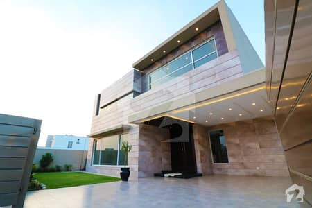 1 Kanal Brand New Luxuries Designer House For Sale In Dha Phase