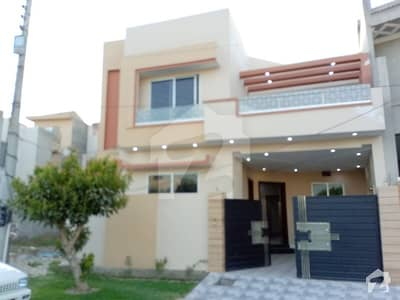 Park Facing 7 Marla Beautiful Double Storey House For Sale