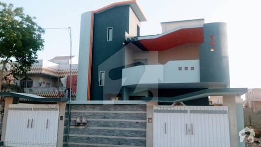 ہاکس بے کیماڑی ٹاؤن کراچی میں 6 کمروں کا 16 مرلہ مکان 3.5 کروڑ میں برائے فروخت۔