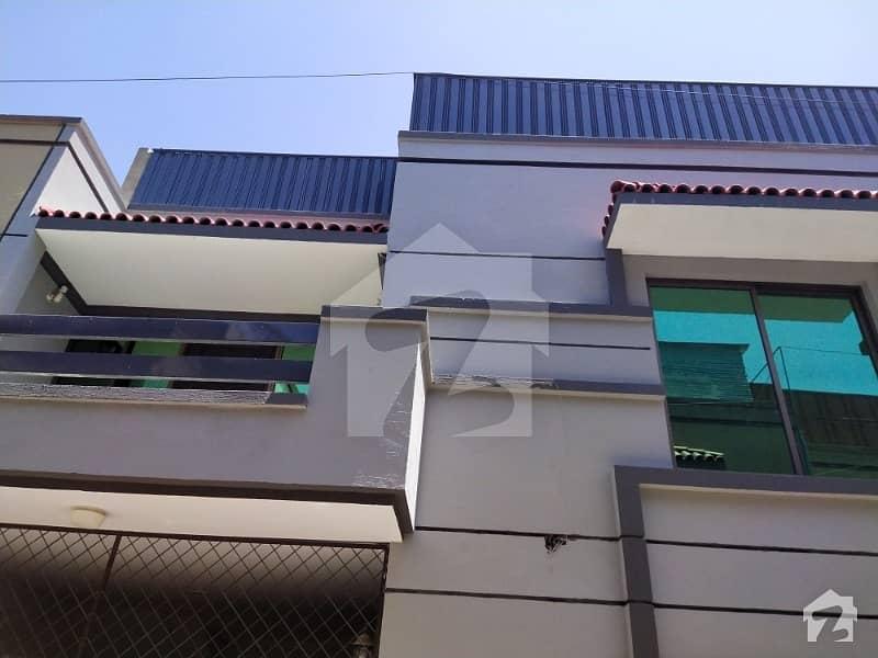 ورسک روڈ پشاور میں 5 کمروں کا 5 مرلہ مکان 1.55 کروڑ میں برائے فروخت۔