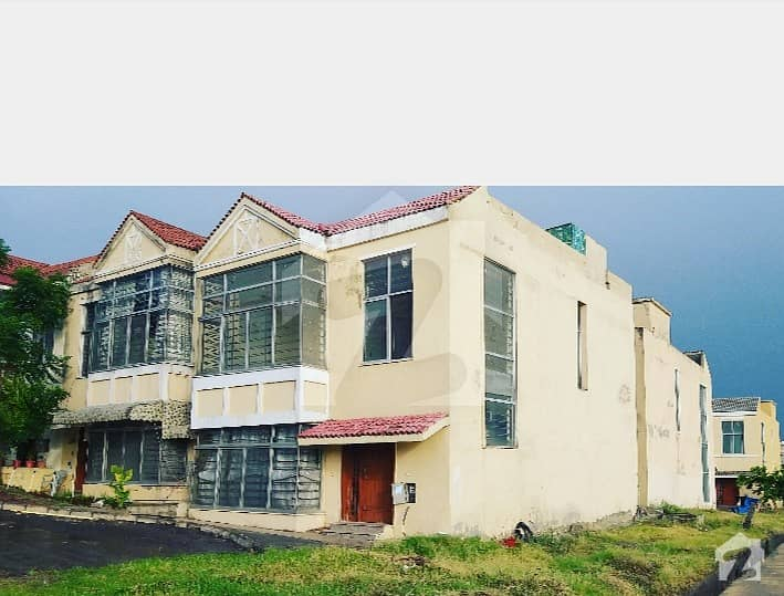 5 Marla Double Story villa For Sale At Bahria Town Rawalpindi Phase 8