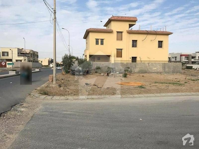500 Yards Plot Near Bukhari  Phase 6 Sale On Urgent Basis