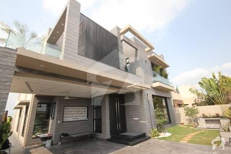 ڈی ایچ اے فیز 6 ڈیفنس (ڈی ایچ اے) لاہور میں 5 کمروں کا 1 کنال مکان 4.25 کروڑ میں برائے فروخت۔