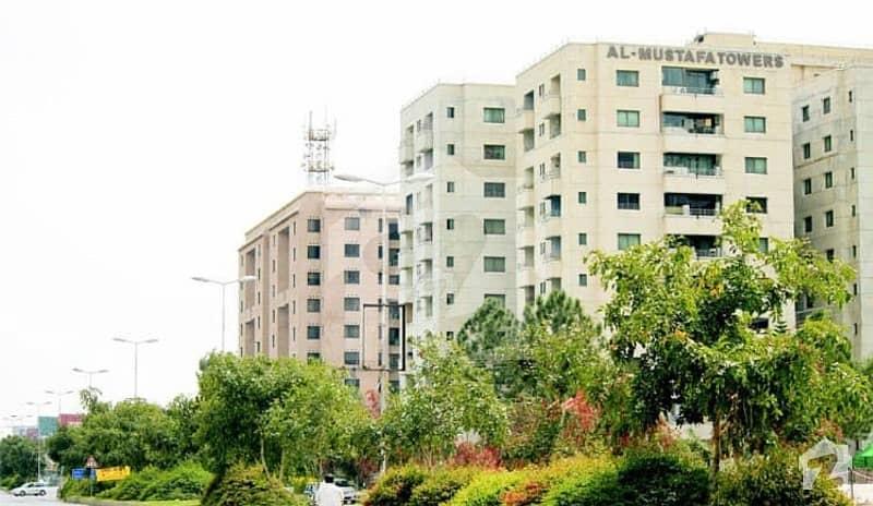 ایف ۔ 10 اسلام آباد میں 2 کمروں کا 8 مرلہ فلیٹ 1.05 کروڑ میں برائے فروخت۔