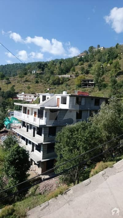 3 Marla 2 Bedrooms Flat On Installments Near Lawrence College  Pc Bhurban Opposite Kuldana Chowk Main Boulevard