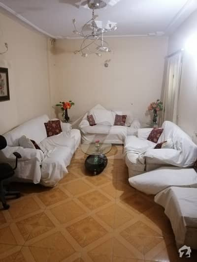 Flat For Sale First Floor Small Project Muslimabad Behind Kashmir Road