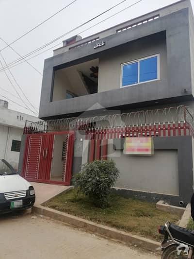 5 Marla Corner Double Storey House For Sale Lehtrar Road Islamabad
