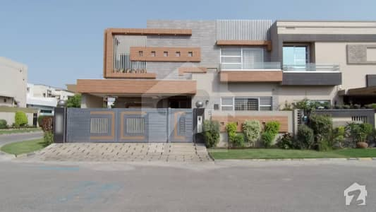 12 Marla Brand New Corner Bungalow For Sale In Block Of Green City Lahore