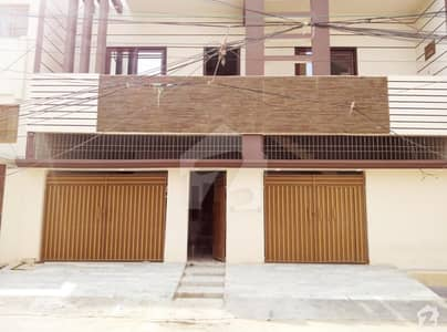 214 Sq Yard Double Story Bungalow Is Available For Sale At Gulshan E Kareem Near STP House, Happy Homes Road Qasimabad Hyderabad