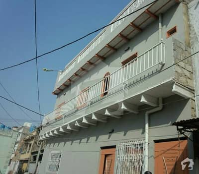 Corner House For Sale In Korangi