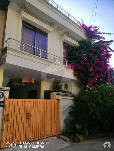 5 Marla Double Story Corner House