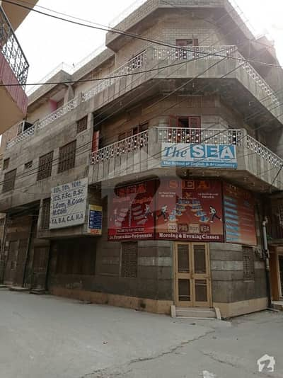 4 Marla Corner House Is Available For Rent Islampura Sanda Road Lahore Pakistan Near PSO Petrol Pump And Meezan Bank LTD