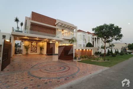 Richmoor Presents 1 Kanal Modern Design House Is For Sale