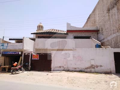 23 Marla Double Storey Commercial Corner House For Sale On Jail Road Bahawalpur