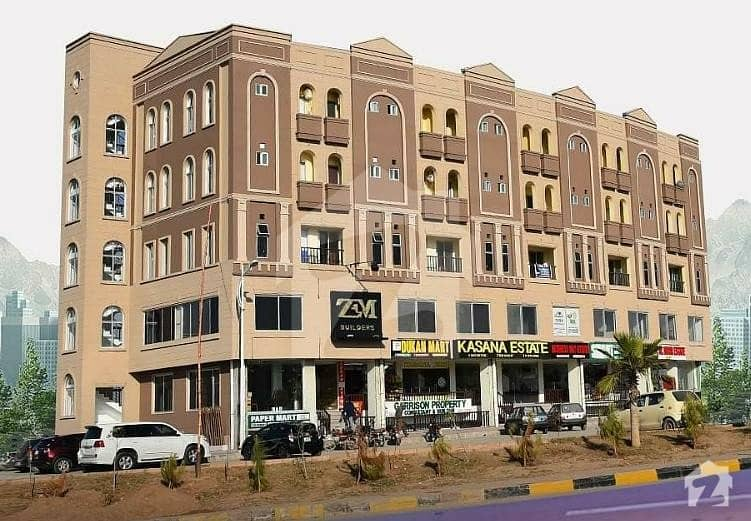 1 Bedroom Appartment For Sale In Bahria Town Phase 8 C Junction In Front Of Roots School