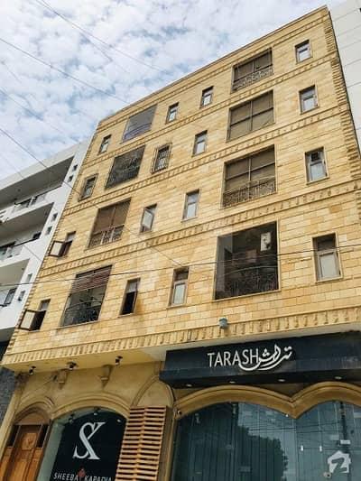 بخاری کمرشل ایریا ڈی ایچ اے فیز 6 ڈی ایچ اے ڈیفینس کراچی میں 2 کمروں کا 4 مرلہ فلیٹ 1.2 کروڑ میں برائے فروخت۔