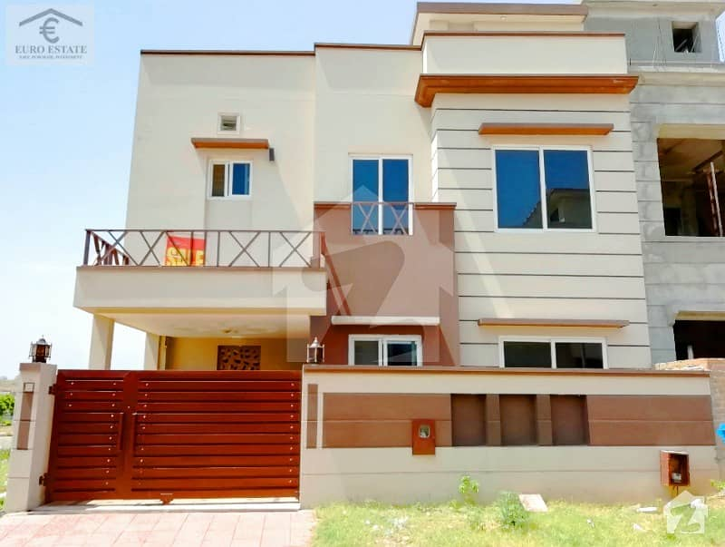 5 Marla 3 Bed House For Sale In Bahria Town