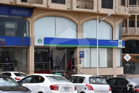 Commercial Ground Floor Is Available For Sale Rented With Bank