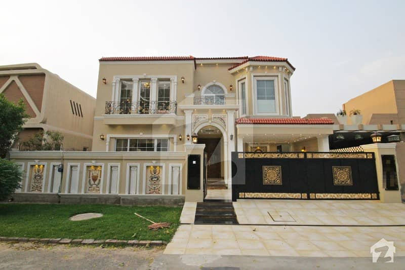01 Kanal Brand New House Available For Sale In State Life Housing Society