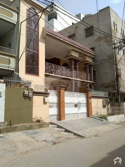 240 Yards Double Storey House For Sale Main Road