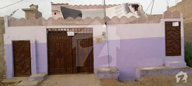 House For Sale In Sultanabad Co Operative Housing Society Mangopir Khi