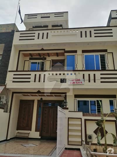 G-13 Brand New Double Storey House For Sale
