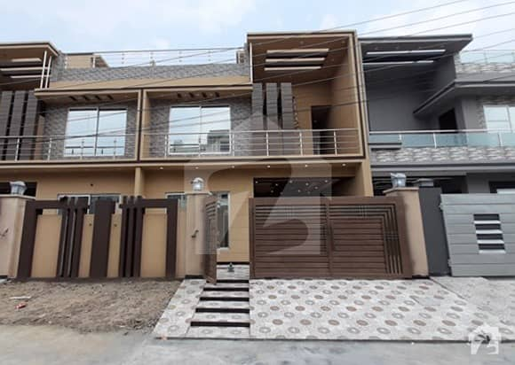 10 Marla House For Sale In K Block Of Architects Engineers Society Lahore