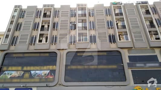 490 Sq Feet Non Furnished Flat For Sale In Nishter Heights Of Bahria Town Sector E Lahore