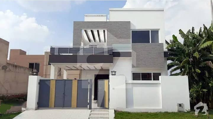 Brand New House Available In DHA Phase 8 Park View