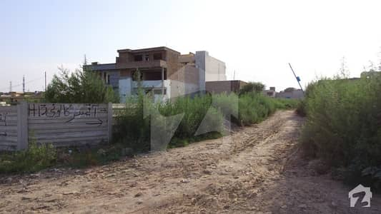 10 Marla Residential Plot At A Perfect Location In CDA Sector H-13 Islamabad