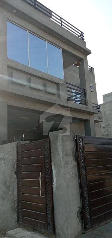 الاحمد گارڈن ہاوسنگ سکیم جی ٹی روڈ لاہور میں 4 کمروں کا 8 مرلہ مکان 1.85 کروڑ میں برائے فروخت۔