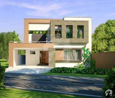 Brand New 10 Marla Luxury House For Sale In Bahria Town Phase 8 Sector C
