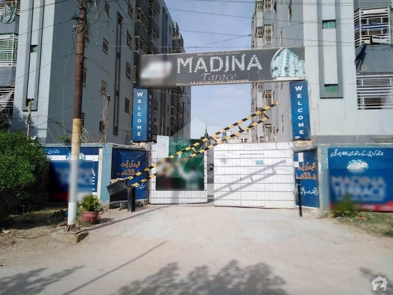 سُرجانی ٹاؤن - سیکٹر 1 سُرجانی ٹاؤن گداپ ٹاؤن کراچی میں 4 مرلہ فلیٹ 45 لاکھ میں برائے فروخت۔