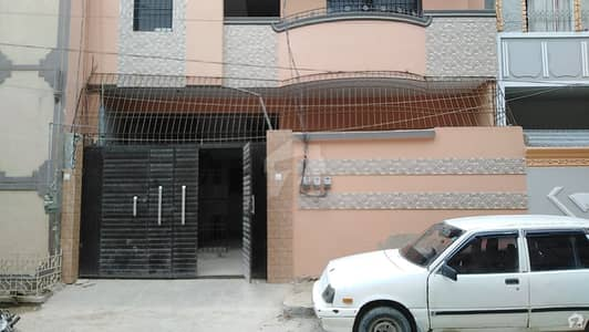 Brand New West Open Ground + 2 Floors House Is Available For Sale