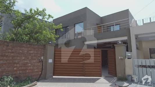 16 Marla House For Sale In B Block Of Divine Gardens Lahore