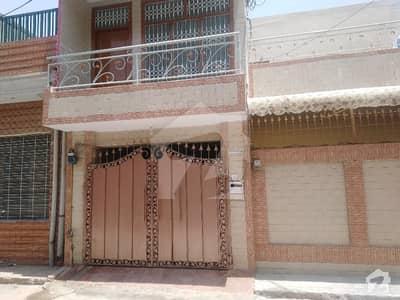 9 Marla 52 Sq Feet Double Storey House For Sale In Shadman Colony Sargodha