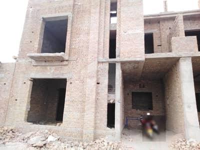 4.28 Marla Double Storey House On Jhangi Wala Road Bahawalpur
