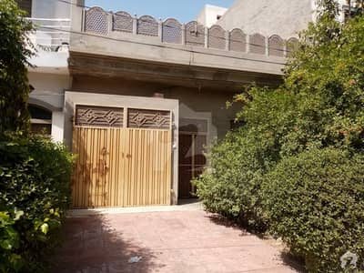 Single Storey House For Sale In Fateh Sher Colony