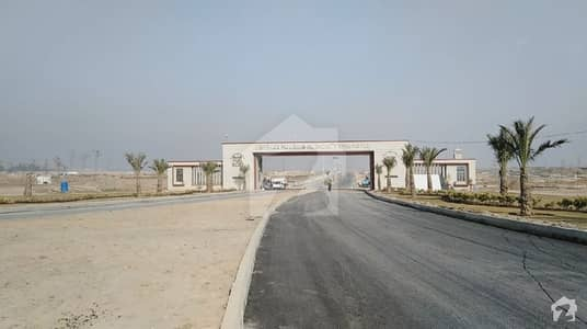 Dha Peshawar 1 Kanal East Open Good Location Plot For Sale In Sector C
