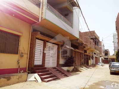 120 Sq Yard House For Sale Available At Mir Hussainabad Main Hafiz Town Hyderabad