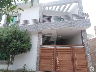 4 Marla Corner Double Story House For Sale