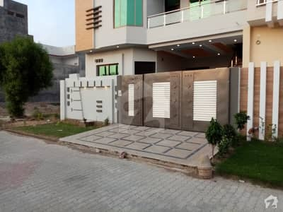 Double Storey Brand New Beautiful Banglow For Sale At Al Raheem City Okara