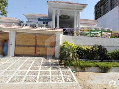 1000 Square Yard Ground Portion For Rent At Boat Basin